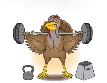 CrossFit Natomas Thankgsgiving Week
