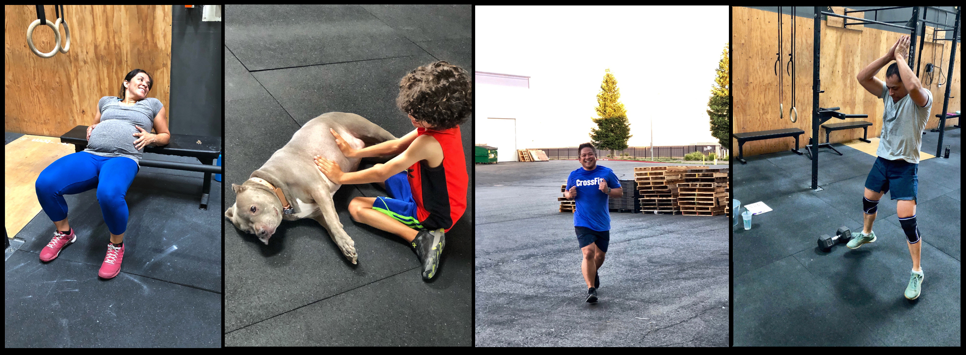 CrossFit Natomas Collage
