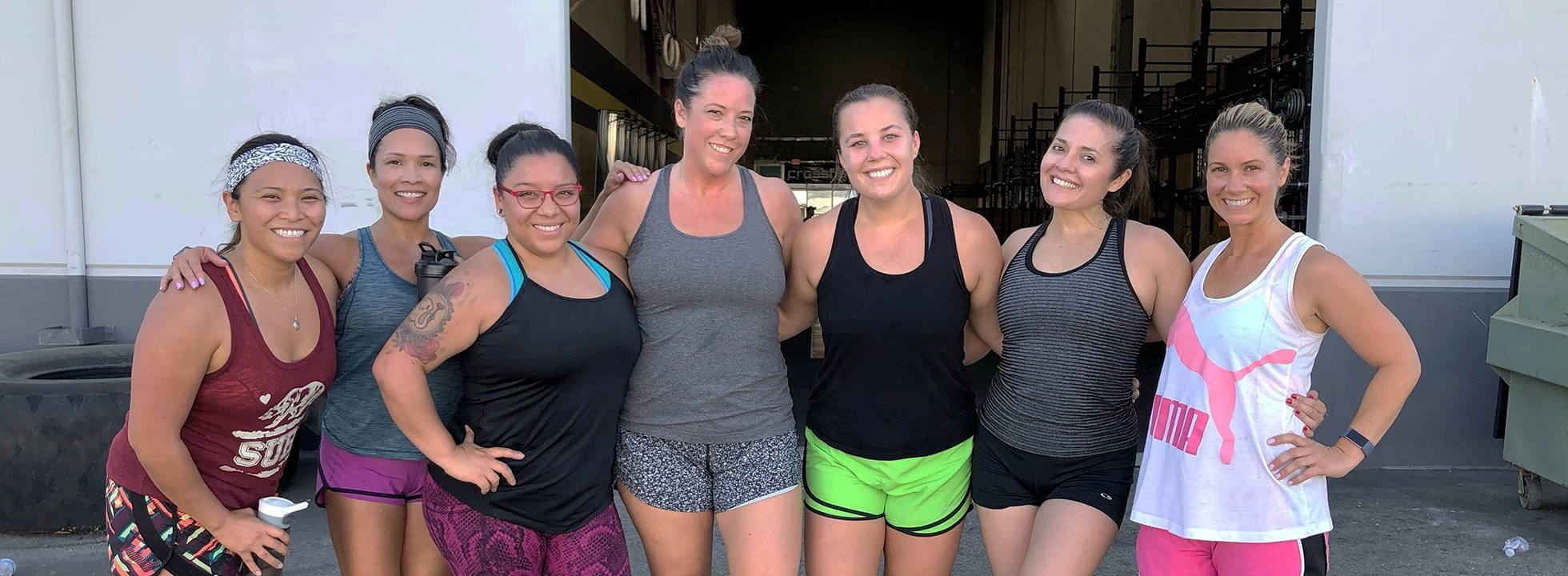 CrossFit Natomas Female Power